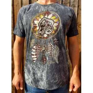 Dream Pretty Catcher - No Time - 100% Premium cotton - T shirt  - Black