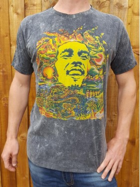 Bob Marley - No Time - T-shirt - 100% cotton
