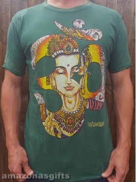 Om - Buddha - No Time - T-shirt - 100% cotton