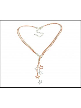 Star Drops Mix Necklace