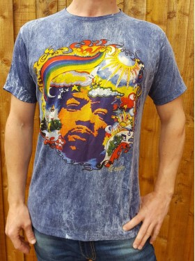 Jimi Hendrix - No Time - T-shirt - 100% cotton